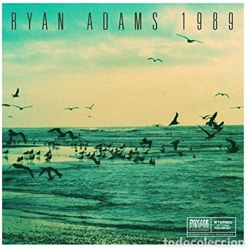 2LP RYAN ADAMS 1989 VINILO (Música - Discos - LP Vinilo - Pop - Rock Extranjero de los 90 a la actualidad)