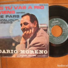 Discos de vinilo: DISCO DE DARIO MORENO ,CLAUDE BOLLING Y SU ORQUESTA . Lote 172081795
