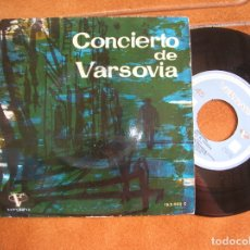 Discos de vinilo: DISCO CONCIERTO DE VARSOVIA ORQUESTA DE LA RADIO BAVARA. Lote 172082754