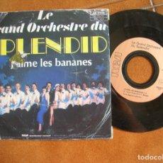 Discos de vinilo: DISCO LA GRAN ORQUESTA DU SPLENDID. Lote 172082892