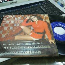 Discos de vinilo: DOLLY SINGLE NEGRO ZUMBON 1971. Lote 172093253