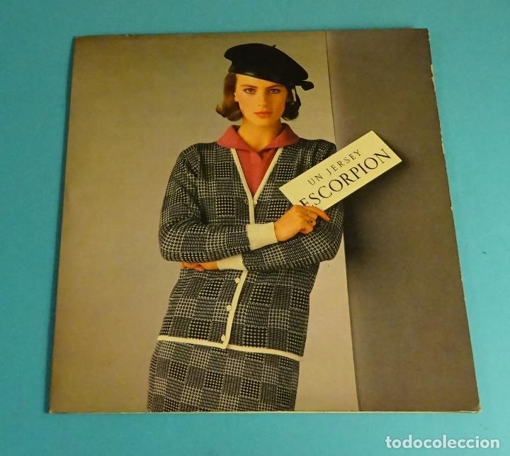Discos de vinilo: JULIO IGLESIAS. DISCO PUBLICITARIO MARCA ESCORPION - Foto 2 - 172094335