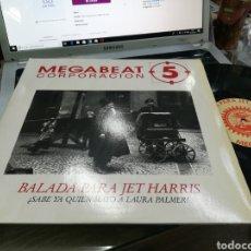 Discos de vinilo: MEGABEAT 5 MAXI BALADA PARA JET HARRIS. Lote 172097934