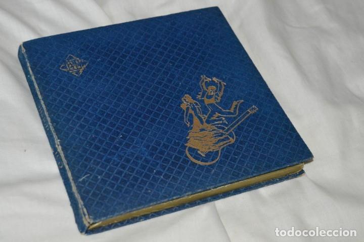 Discos de vinilo: Rarísimo ESTUCHE COMPLETO - TELEFUNKEN 1958 - Selección Antológica del Cante Flamenco - ¡Mira! - Foto 8 - 172110038