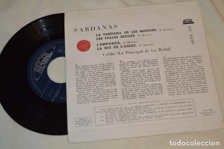 Discos de vinilo: Lote 10 Singles / Años 50 - 60, Compañías REGAL, RCA, COLUMBIA, TELEFUNKEN, LA VOZ DE SU AMO ¡Mira! - Foto 3 - 172112080