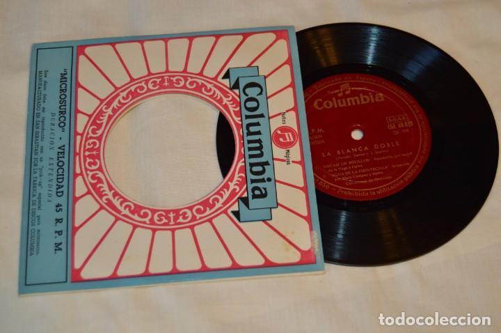 Discos de vinilo: Lote 10 Singles / Años 50 - 60, Compañías REGAL, RCA, COLUMBIA, TELEFUNKEN, LA VOZ DE SU AMO ¡Mira! - Foto 4 - 172112080