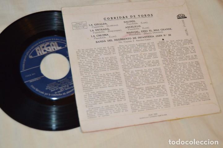 Discos de vinilo: Lote 10 Singles / Años 50 - 60, Compañías REGAL, RCA, COLUMBIA, TELEFUNKEN, LA VOZ DE SU AMO ¡Mira! - Foto 9 - 172112080
