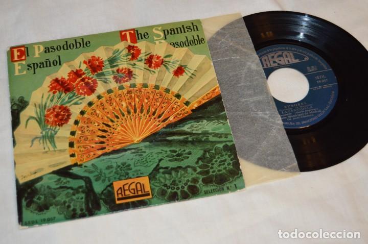 Discos de vinilo: Lote 10 Singles / Años 50 - 60, Compañías REGAL, RCA, COLUMBIA, TELEFUNKEN, LA VOZ DE SU AMO ¡Mira! - Foto 12 - 172112080