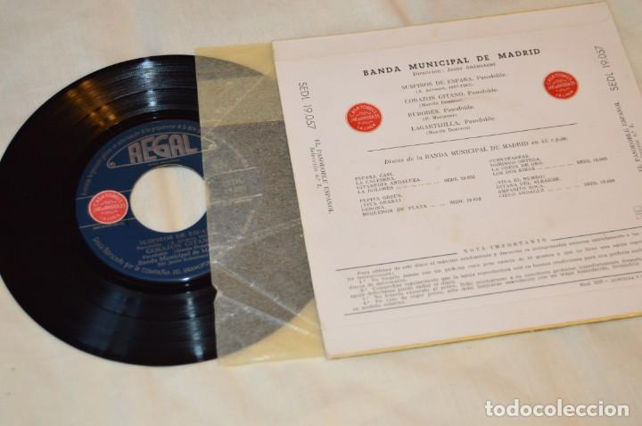 Discos de vinilo: Lote 10 Singles / Años 50 - 60, Compañías REGAL, RCA, COLUMBIA, TELEFUNKEN, LA VOZ DE SU AMO ¡Mira! - Foto 13 - 172112080