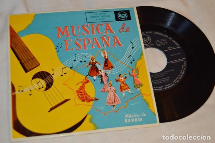 Discos de vinilo: Lote 10 Singles / Años 50 - 60, Compañías REGAL, RCA, COLUMBIA, TELEFUNKEN, LA VOZ DE SU AMO ¡Mira! - Foto 16 - 172112080