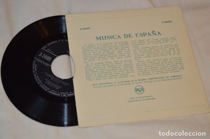 Discos de vinilo: Lote 10 Singles / Años 50 - 60, Compañías REGAL, RCA, COLUMBIA, TELEFUNKEN, LA VOZ DE SU AMO ¡Mira! - Foto 17 - 172112080