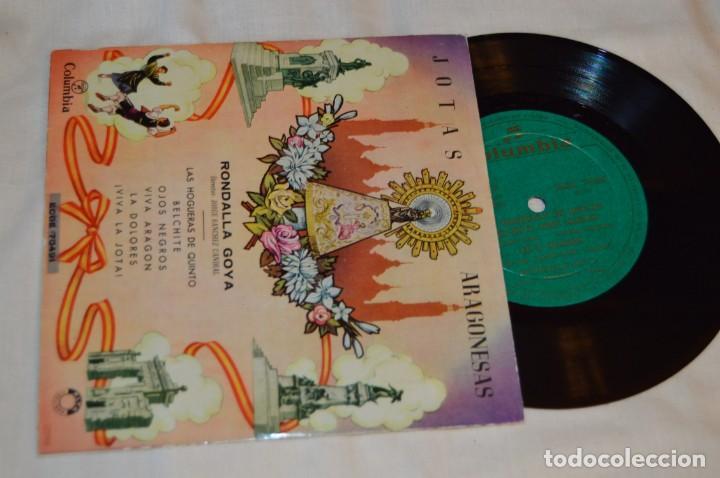 Discos de vinilo: Lote 10 Singles / Años 50 - 60, Compañías REGAL, RCA, COLUMBIA, TELEFUNKEN, LA VOZ DE SU AMO ¡Mira! - Foto 18 - 172112080