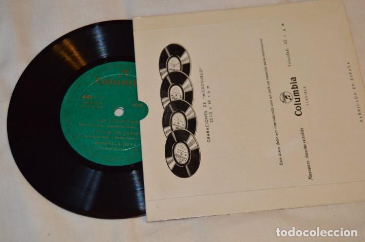 Discos de vinilo: Lote 10 Singles / Años 50 - 60, Compañías REGAL, RCA, COLUMBIA, TELEFUNKEN, LA VOZ DE SU AMO ¡Mira! - Foto 19 - 172112080