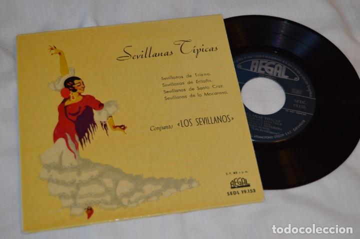 Discos de vinilo: Lote 10 Singles / Años 50 - 60, Compañías REGAL, RCA, COLUMBIA, TELEFUNKEN, LA VOZ DE SU AMO ¡Mira! - Foto 20 - 172112080