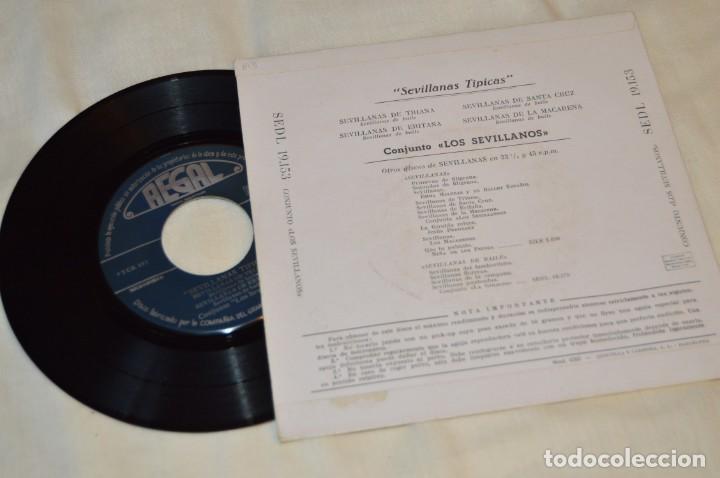 Discos de vinilo: Lote 10 Singles / Años 50 - 60, Compañías REGAL, RCA, COLUMBIA, TELEFUNKEN, LA VOZ DE SU AMO ¡Mira! - Foto 21 - 172112080
