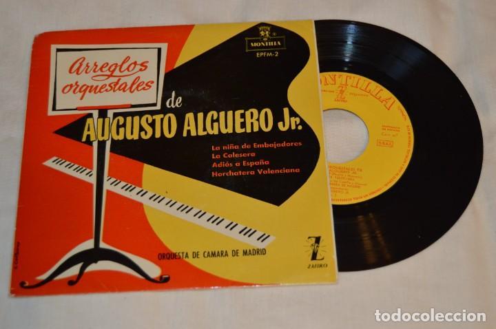 Discos de vinilo: Lote 10 Singles - Años 50/60, Compañías ZAFIRO, RCA, COLUMBIA, TELEFUNKEN, LA VOZ DE SU AMO y otras. - Foto 8 - 172112903