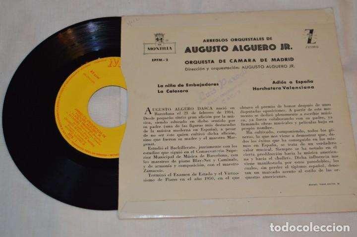 Discos de vinilo: Lote 10 Singles - Años 50/60, Compañías ZAFIRO, RCA, COLUMBIA, TELEFUNKEN, LA VOZ DE SU AMO y otras. - Foto 9 - 172112903