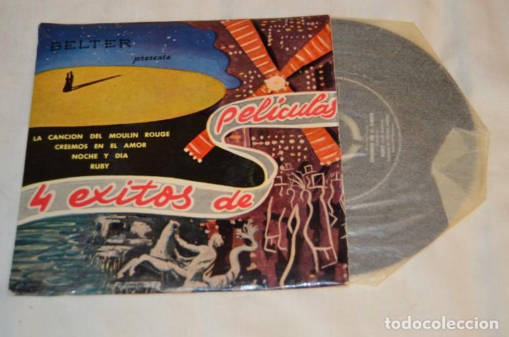 Discos de vinilo: Lote 10 Singles - Años 50/60, Compañías ZAFIRO, RCA, COLUMBIA, TELEFUNKEN, LA VOZ DE SU AMO y otras. - Foto 10 - 172112903