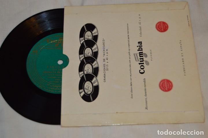 Discos de vinilo: Lote 10 Singles - Años 50/60, Compañías ZAFIRO, RCA, COLUMBIA, TELEFUNKEN, LA VOZ DE SU AMO y otras. - Foto 13 - 172112903