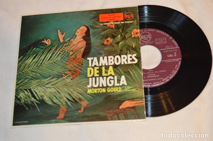 Discos de vinilo: Lote 10 Singles - Años 50/60, Compañías ZAFIRO, RCA, COLUMBIA, TELEFUNKEN, LA VOZ DE SU AMO y otras. - Foto 16 - 172112903
