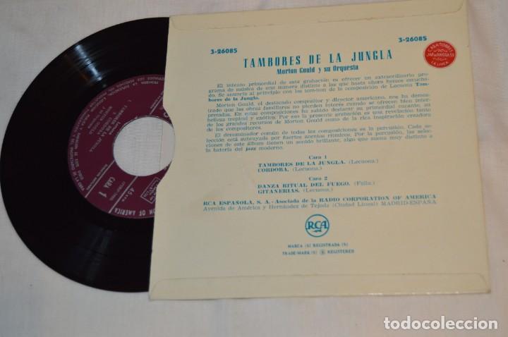 Discos de vinilo: Lote 10 Singles - Años 50/60, Compañías ZAFIRO, RCA, COLUMBIA, TELEFUNKEN, LA VOZ DE SU AMO y otras. - Foto 17 - 172112903