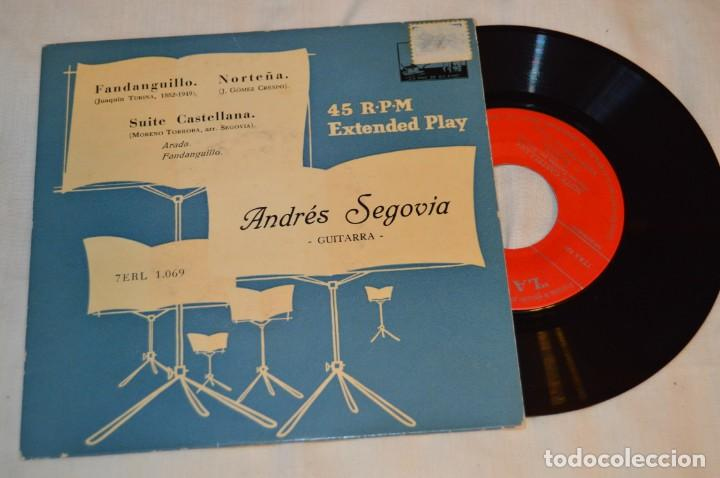 Discos de vinilo: Lote 10 Singles - Años 50/60, Compañías ZAFIRO, RCA, COLUMBIA, TELEFUNKEN, LA VOZ DE SU AMO y otras. - Foto 18 - 172112903