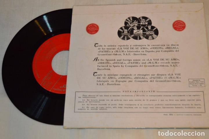 Discos de vinilo: Lote 10 Singles - Años 50/60, Compañías ZAFIRO, RCA, COLUMBIA, TELEFUNKEN, LA VOZ DE SU AMO y otras. - Foto 19 - 172112903