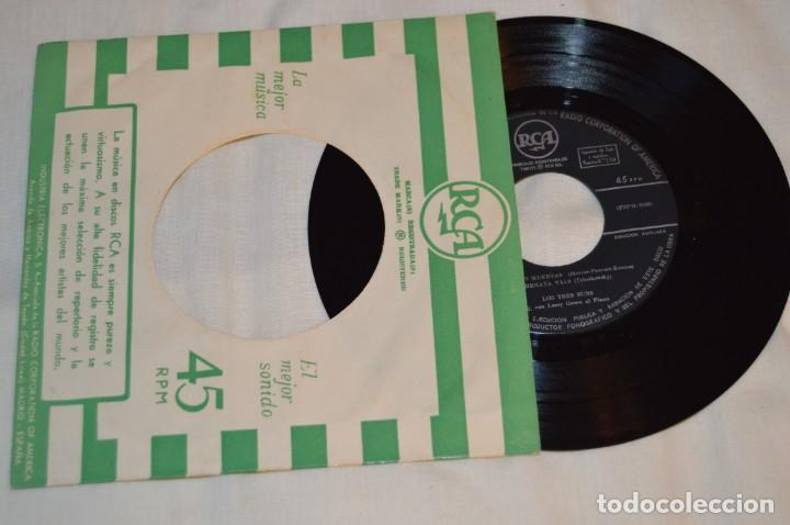 Discos de vinilo: Lote 10 Singles - Años 50/60, Compañías ZAFIRO, RCA, COLUMBIA, TELEFUNKEN, LA VOZ DE SU AMO y otras. - Foto 20 - 172112903