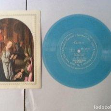 Discos de vinilo: L.P. SINGLE. 45/R.P.M.- FLEXI.DISCO. FELICES PASCUAS Y PRÓSPERO AÑO 1967.VER FOTO. . Lote 172116357