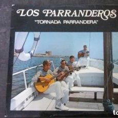 Discos de vinilo: LP-LOS PARRANDEROS-TORNADA PARRANDERA-(SELLO DISCOBAL-1983)-DISCO EN PERFECTO ESTADO. Lote 172129118