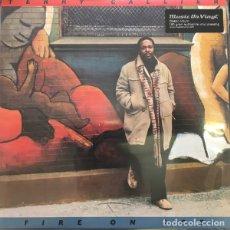 Discos de vinilo: LP TERRY CALLIER FIRE ON ICE VINILO 180G SOUL. Lote 172161072