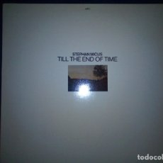 Discos de vinilo: STEPHAN MICUS – TILL THE END OF TIME [JAPO RECORDS – JAPO 60026 - GERMANY]. Lote 172169059