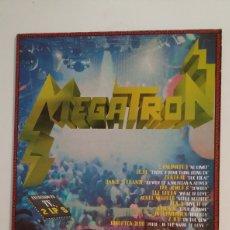 Discos de vinilo: MEGATRON. 1. DOBLE LP. TDKDA59. Lote 172170095