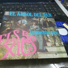 Discos de vinilo: ELS 5 XICS SINGLE EL ÁRBOL DEL PAN 1969. Lote 172171854