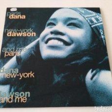 Discos de vinilo: DANA DAWSON - PARIS NEW-YORK AND ME (LP, ALBUM). Lote 172176744