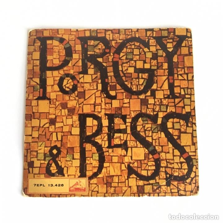 Discos de vinilo: EP vinilo - PORGY And BESS / Ella Fitzgerald & Louis Armstrong - Foto 2 - 172176789