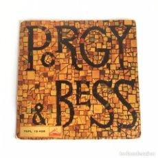Discos de vinilo: EP VINILO - PORGY AND BESS / ELLA FITZGERALD & LOUIS ARMSTRONG. Lote 172176789