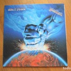 Discos de vinil: JUDAS PRIEST - RAM IT DOWN 1988 SPAIN LP VYNIL. Lote 172177113
