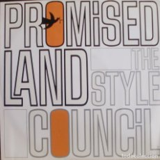 Discos de vinilo: THE STYLE COUNCIL - PROMISED LAND MAXI SINGLE GERMANY 1989. Lote 172188679
