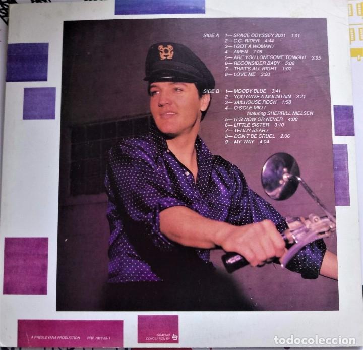 Discos de vinilo: ELVIS PRESLEY - LP - Foto 2 - 172191098