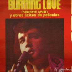 Discos de vinilo: ELVIS PRESLEY. LP. SELLO RCA CAMDEN. EDITADO EN ESPAÑA. AÑO 1972. Lote 172222088