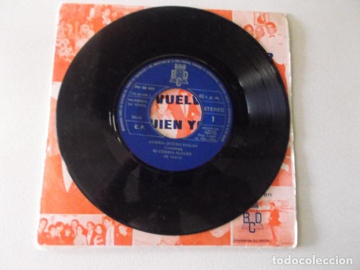 Discos de vinilo: antonio latorre 1974 cumbia quiero bailar / mi cumbia alegre / al fin vuelves ya / PROMOCIONAL - Foto 2 - 172223109