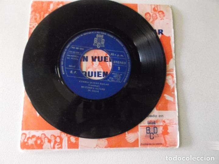 Discos de vinilo: antonio latorre 1974 cumbia quiero bailar / mi cumbia alegre / al fin vuelves ya / PROMOCIONAL - Foto 5 - 172223109