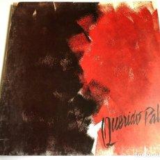 Discos de vinilo: PABLO MILANÉS - QUERIDO PABLO LP (CON FOLDER / SOBRECUBIERTA Y FOTO). Lote 172225757