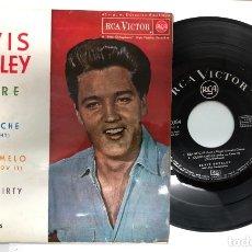 Discos de vinilo: EP EDITADO EN ESPAÑA ELVIS PRELEY FIEBRE/ESA NOCHE/ CUENTAMELO/ DIRTY DIRTY FEELING RCA 3-20384. Lote 172227458