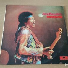 Discos de vinilo: LP JIMI HENDRIX ISLE OF WIGHT POLYDOR 1971 SPAIN. Lote 172244692