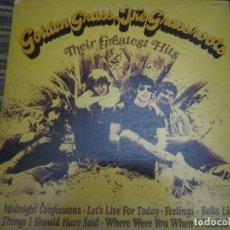 Discos de vinilo: THE GRASSROOTS - GOLDEN GRASS LP - ORIGINAL U.S.A. - DUNHILL RECORDS 1968 - STEREO - FUNDA INT.. Lote 172252339