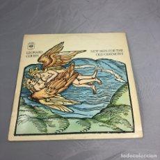 Discos de vinilo: DISCO VINILO LP, LEONARD COHEN, NEW SKIN FOR THE OLD CEREMONY. 1974. Lote 172281198