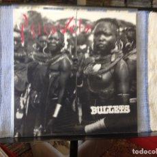 Discos de vinilo: BULLETS - PSICOVELA (PUNK SPAIN) ALBUM LP ORIGINAL 1992 (NUEVO SIN USAR). Lote 172282838