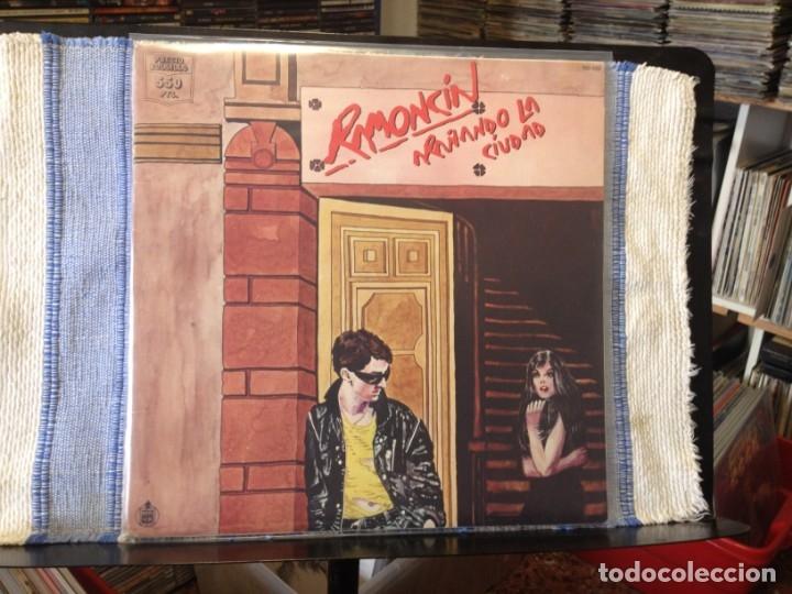 RAMONCIN - ARAÑANDO LA CIUDAD (PUNK SPAIN) ALBUM LP ORIGINAL 1983 (VINILO NUEVO SIN USAR) (Música - Discos - LP Vinilo - Punk - Hard Core)